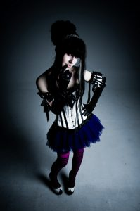 Burlesque, Amy Black